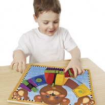 Basic Skills Board Educational Game